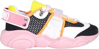 Moschino Roller Skates Teddy Sneakers
