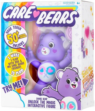 Care Bears Unlock the Magic Interactive Figures - Share Bear