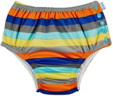 I Play Snap Absorbent Swim Diaper (Baby) - Royal - 6mo - 6 Months