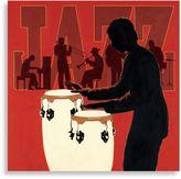 Bed Bath & Beyond Jazz Ensemble Wall Art