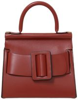 Boyy Karl 24 Leather Single Top Handle Bag