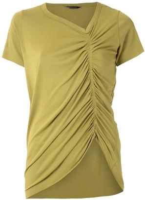 Uma | Raquel Davidowicz Chapel ruched blouse