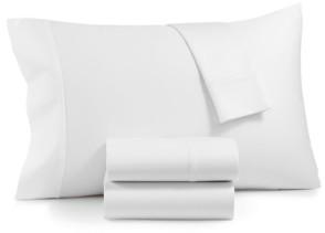 Aq Textiles Aq Textile Optimal Performance Stay fit 4-Pc California King Sheet Set, 625 Thread Count Cotton Blend Bedding