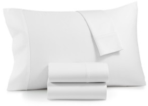 Aq Textiles Aq Textile Optimal Performance Stay fit 4-Pc King Sheet Set, 625 Thread Count Cotton Blend Bedding