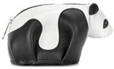 Loewe Panda leather pouch