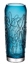 Blue Glass Vase Shopstyle Uk