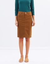 Sportscraft Cleo Twill Skirt