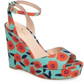 Kate Spade Women's Dellie Wedge Sandal