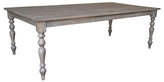 A&B Home Sinclair Large Dining Table