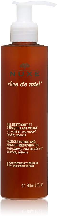 Nuxe Reve De Miel-Face Cleansing and Make-Up Removing Gel