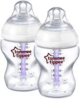 Tommee Tippee Close To Comfort Advanced Comfort 260ml Baby Bottles (2 Pack)