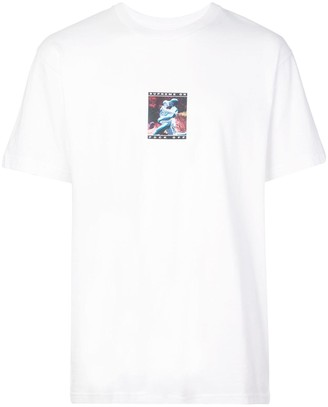 Supreme Cyber print T-shirt