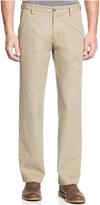 Cutter & Buck Men's Beckett Flat-Front Pants