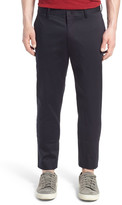 Vince Sateen Tapered Fit Pants