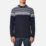 Barbour Men's Cove Crew Knitted Jumper