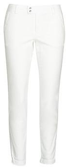 Les Petites Bombes V1202 women's Trousers in White