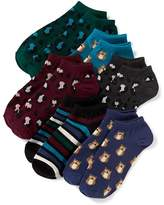 Old Navy Ankle Socks 6-Pack for Girls