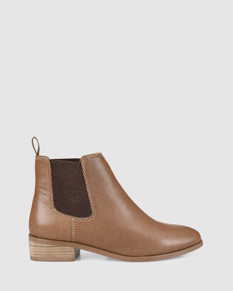 Siren Women's Brown Chelsea Boots - Sargeant - Size One Size, 37 at The Iconic