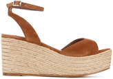 Tabitha Simmons Tessa sandals - women - Suede - 36.5