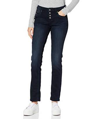S'Oliver Q/S designed by Women's 45.899.71.3212 Slim Jeans,One (Size : 38/34)