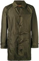 Aspesi buttoned coat - men - Polyamide - S