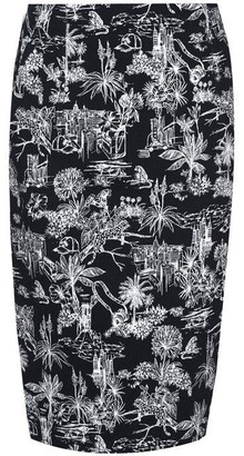 Marella Lupin Belted Skirt