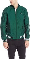 Fred Perry Men's Tipped Bomber Jacket