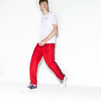 Lacoste Mens SPORT Regular Fit Ultra Dry Performance T-shirt