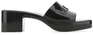 Gucci Logo Slide Sandals