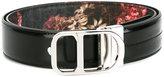 Christian Dior buckled belt