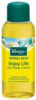 Kneipp Enjoy Life Herbal Bath by 3.4oz Bath Oil)