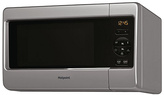 Hotpoint MWH2421MS Standard Microwave - White