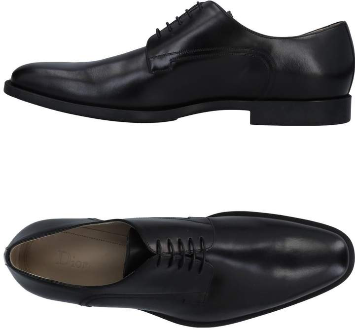 Christian Dior Lace-up shoes