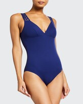 Thumbnail for your product : Lise Charmel Laser-Cut Straps Non-Wire One-Piece Swimsuit