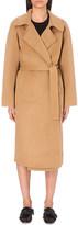 Sandro Kava wool-blend coat