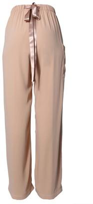 MM6 MAISON MARGIELA Classic Wide Leg Trousers