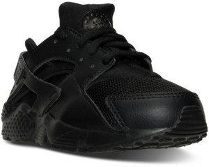 Nike Little Kids' Huarache Run Running Sneakers from Finish Line