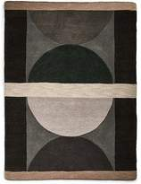 Marks and Spencer Pure Wool Semi Circles Rug