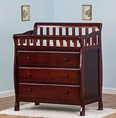 Dream On Me Marcus Changing Table and Dresser, Cherry, Small by