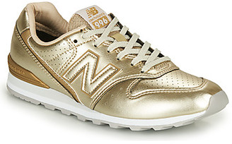 New Balance 996 women's Shoes (Trainers) in Gold