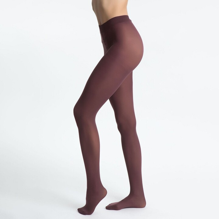 Thumbnail for your product : Dim Pack of 3 50 Denier Opaque Tights, Made in France