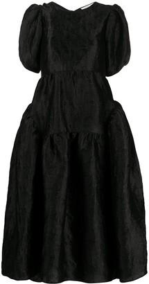 Cecilie Bahnsen Katrine puff-sleeve dress