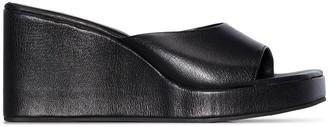 Simon Miller Level 90mm wedge sandals