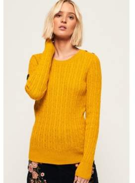 Superdry Croyde Cable Knit Sweater