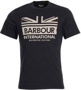Barbour Internional T-Shirt MTS0321-NY91 Navy