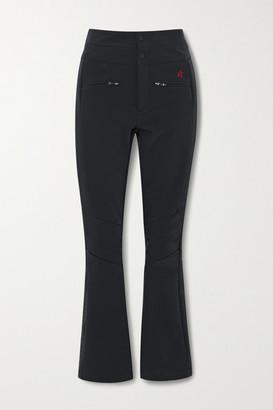 Perfect Moment Aurora High-rise Flared Ski Pants - Black