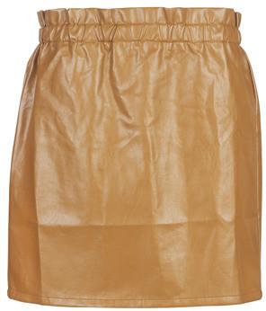 Betty London LILI women's Skirt in Brown