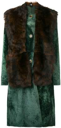 Sofie D'hoore Lust fur coat