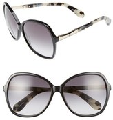 Kate Spade Jolyn 58mm Sunglasses