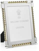 "William Yeoward Gold Twist Frame, 5"" x 7"""